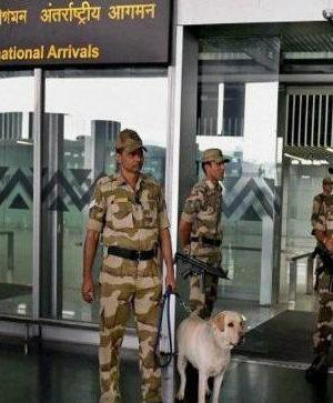 Each fourth flyer on IGI air terminal conveying suspicious substances, claims CISF