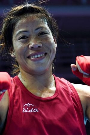 Commonwealth Games 2018: Mary Kom Clinches Gold On Games Debut