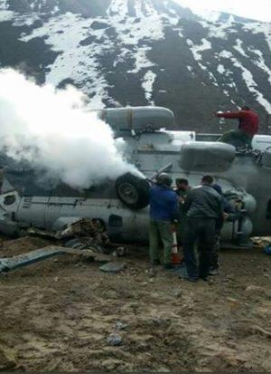 Uttarakhand: IAF's Mi 17 chopper crash-lands in Kedarnath; four, including pilot, suffer minor injuries