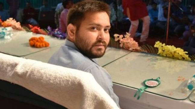 From Make in India to 'Assault in India': Tejashwi Yadav pummels PM Modi, BJP