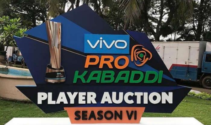 Pro Kabaddi League 2018- Full Auction Highlights