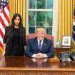Trump Meets Kim Kardashian