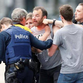 Belgium terrified