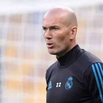 Zinedine Zidane Suddenly Resigns