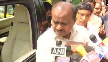 Karnataka govt development refreshes Kumaraswamy guarantees 'adjust' between Congress, JD(S) plan