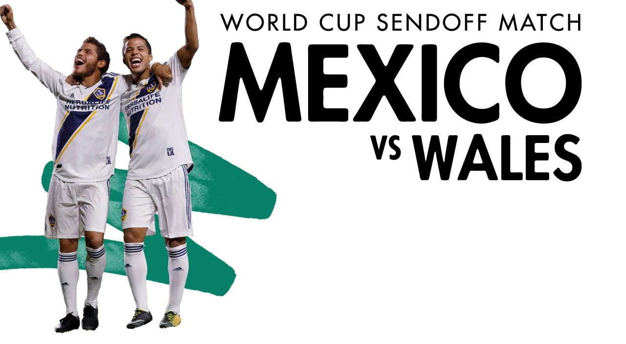 Mexico vs Wales