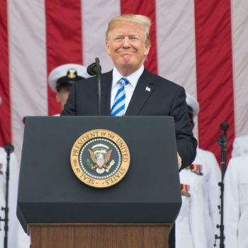 Trump's Honors to Fallen Soldiers