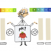 S.P.L. Sorensen PH Scale featured in Google's Doodle