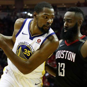 Warriors vs Rockets Game 5