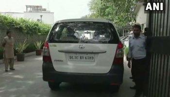 CBI Raids Residence Of Delhi PWD Minister, Satyendra Jain
