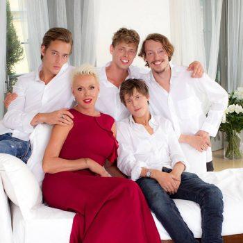 Brigitte Nielsen is pregnant at 54