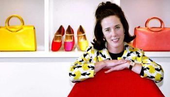 Legendary Fashion Designer Kate Spade Found Dead of Suicide