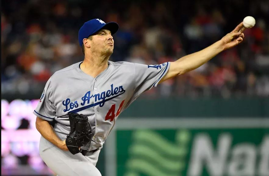 Dodgers vs Cubs: Cubs-Dodgers Game: Cubs a 2-1 win over the Dodgers