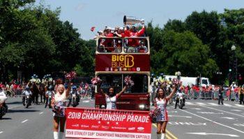 Washington Capitals' Stanley Cup Parade