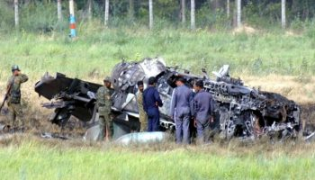 Pilot Killed After Air Force's Jaguar Crashes In Gujarat