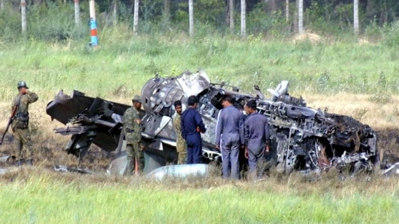 Pilot Killed After Air Force's Jaguar Crashes In Gujarat