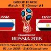 FIFA WORLD CUP 2018 MATCH - 17 - RUSSIA vs EGYPT