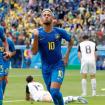 World Cup 2018: Neymar third most astounding objective scorer ever for Brazil