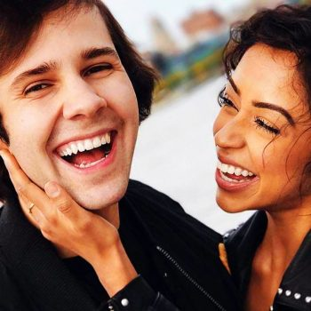 YouTube Stars Liza Koshy and David Dobrik Breakup Announcement