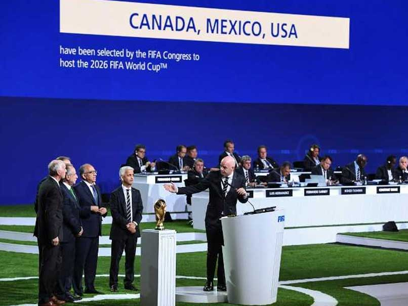 World Cup 2026: United States, Mexico and Canada