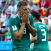 Defending champions Germany crash out of World Cup in the wake of losing to South Korea