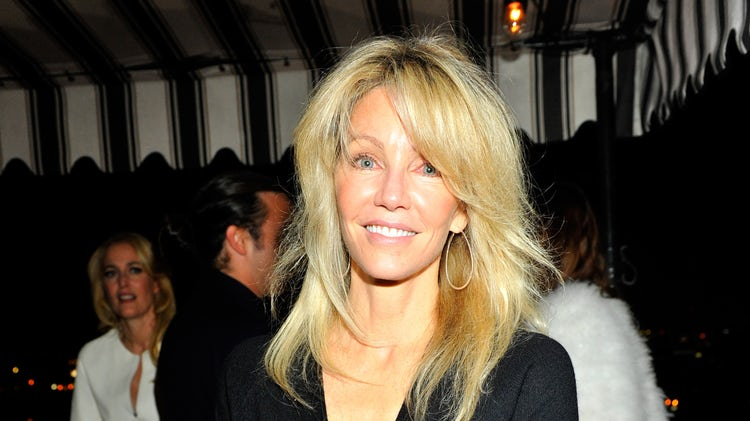 Heather Locklear arrested two months after she pleaded not guilty