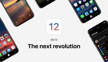 Apple Announces iOS 12 At WWDC 2018