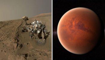 MARS STORY: Organic Matter on Mars According to NASA's Curiosity Rover