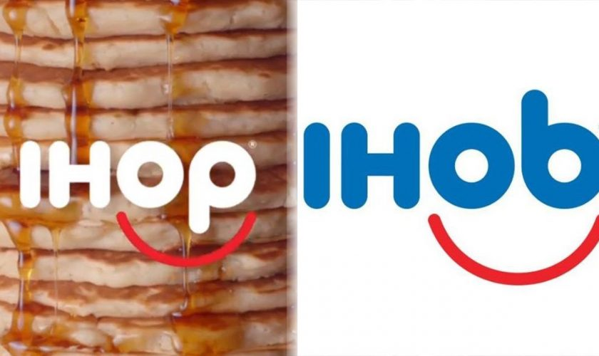 Mystery Revealed : IHOP changing its name to IHOb