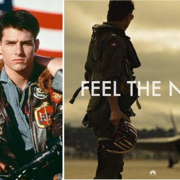 Tom Cruise Confirmed Top Gun: Maverick