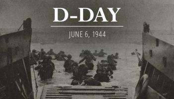 KAYLEEN REUSSER - D-Day Invasion 74 Years Anniversary