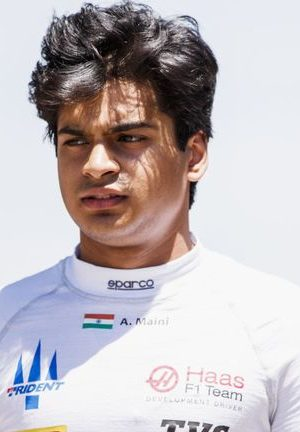 Arjun Maini has explained his radio rant following the F2 Sprint Race in France