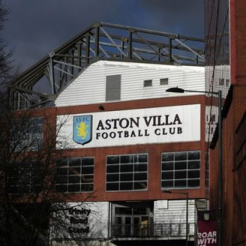 Aston Villa up for Sale