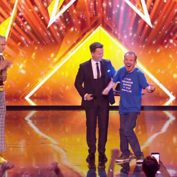 Britain's Got Talent Final Wins Lost Voice Guy