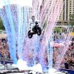 Travis Pastrana - Evel Live - Nails All Three of Evel Knievel's Historic Jumps