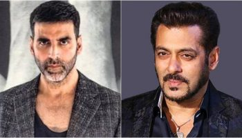 Salman Khan and Akshay Kumar in Forbes 100 most generously compensated celebs on the planet list