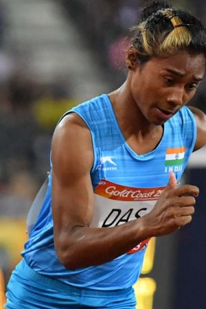 Hima Das Scripts History, Becomes First Indian Woman To Win Gold In World Junior Athletics