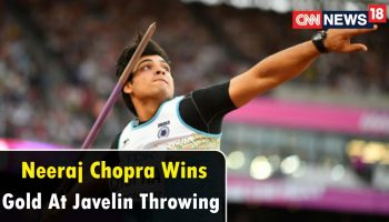 Neeraj Chopra wins javelin Gold at Meeting International Sotteville