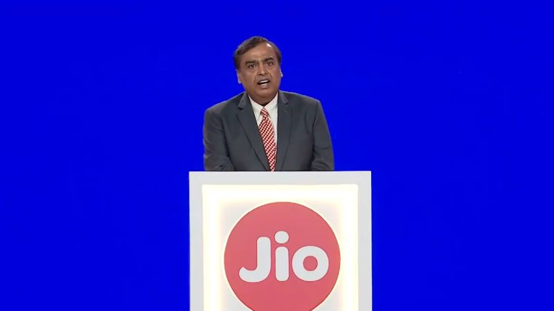 Jio Phone 2, Jio GigaFiber, and All Other Jio Announcements at Reliance AGM 2018