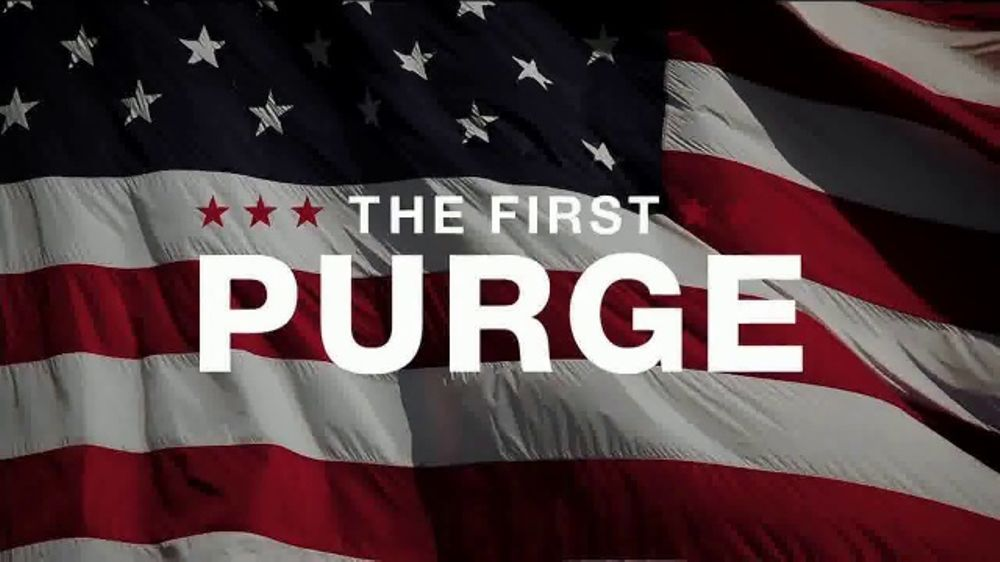 """A Prequel to the """"Purge"""" Series - The First Purge - Review"""