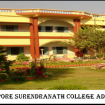 Barrackpore Surendranath BRSNC College Merit List 2021