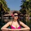 Urvashi Rautela Cigar Smoking Viral Video