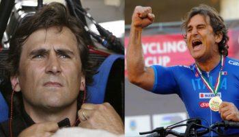 Paralympian Alex Zanardi hospitalized after road accident
