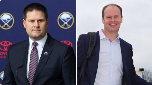 Baffalo Sabres appoints new General Manager