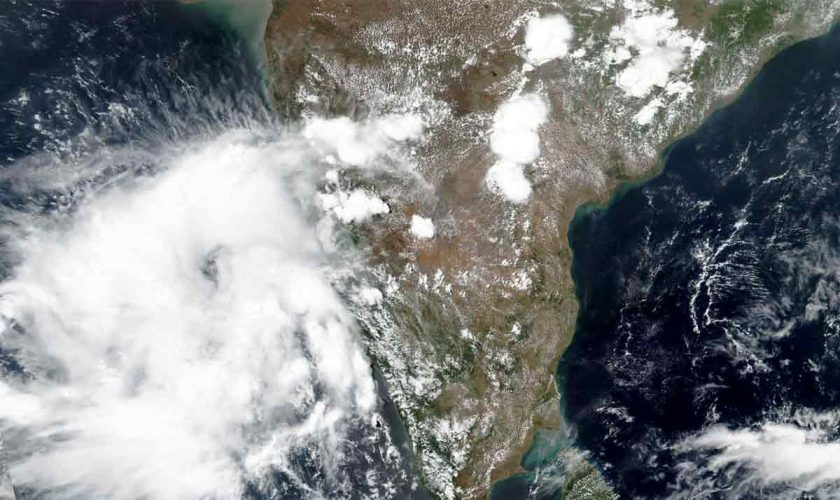 Cyclone Nisarga live status