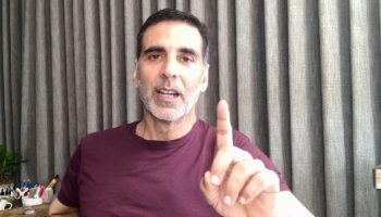 Akshay Kumar video massage Cyclone Nisarga
