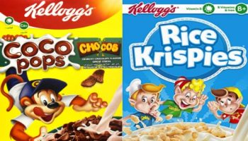 Former UK MP criticized Kellogg's for Racist Marketing