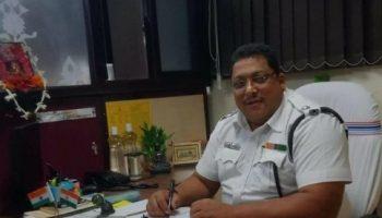 KP Inspector Abhignan Mukherjee dies of coronavirus