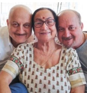 Anupam Kher family tested positive for coronavirus