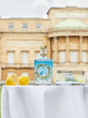 Queen Elizabeth sells gin made at Buckingham Palace